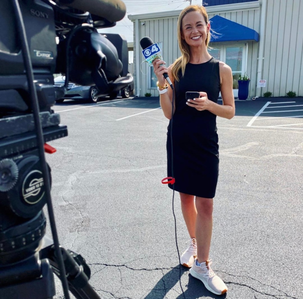 Emma Hogg, who joined the KMOV News team as a TV News reporter in June 2018